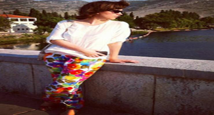 Фото к статье: Ирина Рубанова о том, как похудеть в отпуске