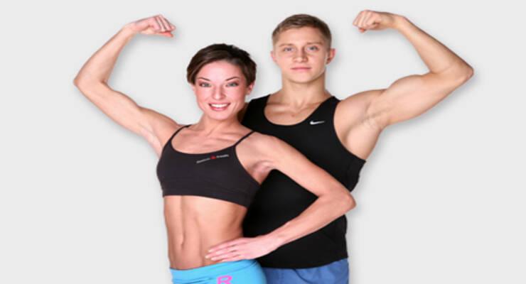 Фото к статье: Фитнес дома: упражнения для рук (ФОТО)