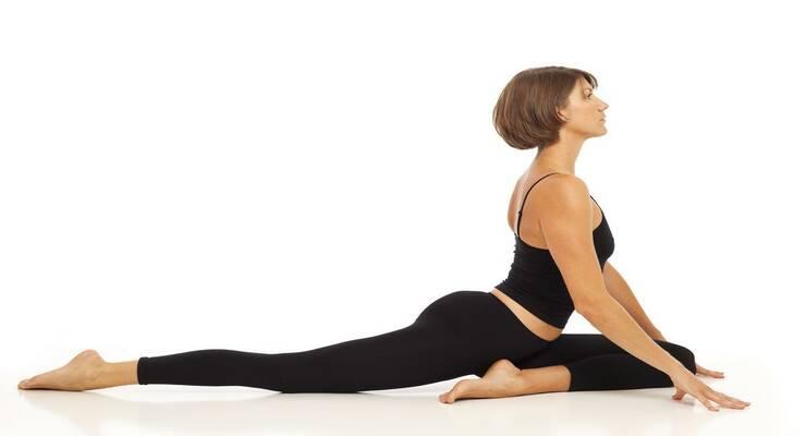 Фото к статье: 5 асан йоги для раскрытия таза