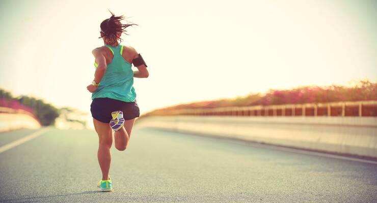Фото к статье: 5 приемов, которые сделают вашу пробежку эффективнее