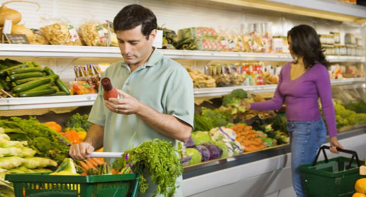 Фото к статье: Как выбрать продукты: чего нет на этикетках?