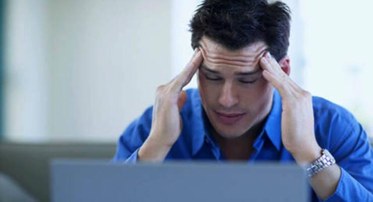 Фото к статье: Точечный массаж против головной боли