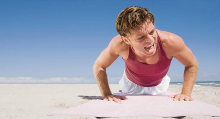 Фото к статье: Как избежать травмы шеи