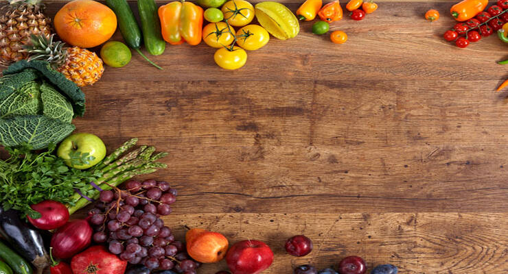 Фото к статье: Лучшие диеты для лета на овощах и фруктах