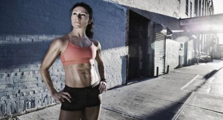 Фото к статье: Татьяна Лисицкая разминает мышцы силой мысли