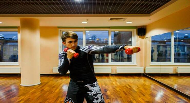 Фото к статье: Фитнес и единоборства: экспресс-тренировка для всего тела