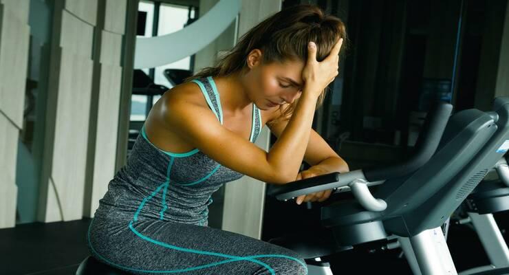 Фото к статье: Что такое аллергия на фитнес