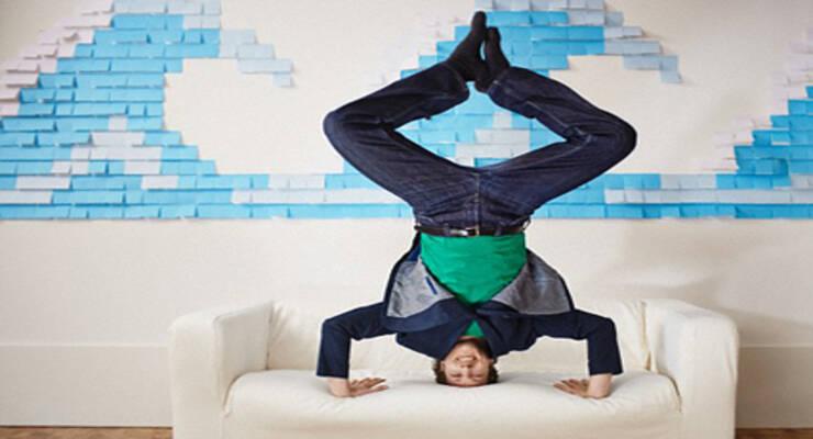 Фото к статье: Фитнес дома: упражнения на диване (ФОТО!)