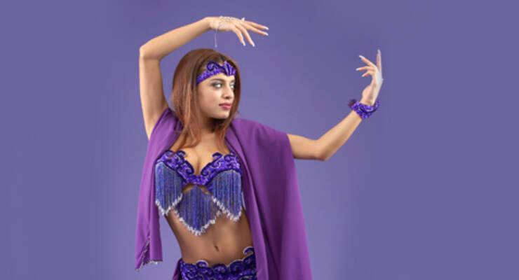 Фото к статье: Светлана Абу-Хардан о жестах в танце живота