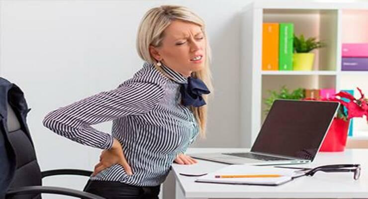 Фото к статье: Расслабление для мышц спины: упражнения выбирайте по профессии (ФОТО)