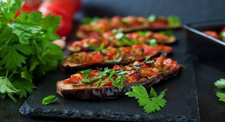 Фото к статье: Готовим блюда в овощах: рецепты шеф-поваров. Часть I