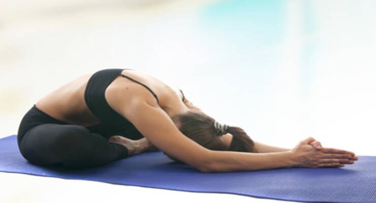 Фото к статье: Асаны йоги для укрепления иммунитета (ФОТО)