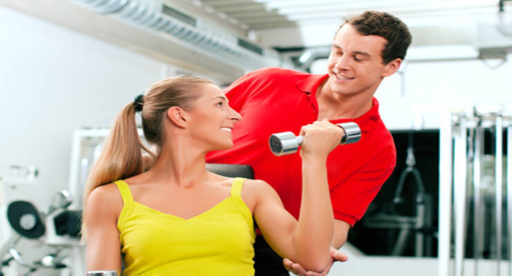 Фото к статье: Отношения с фитнес-тренером: история любви, которую мы сочиняем сами