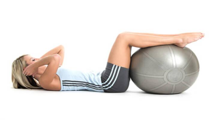 Фото к статье: Упражнения пилатеса для отличного секса (ФОТО)