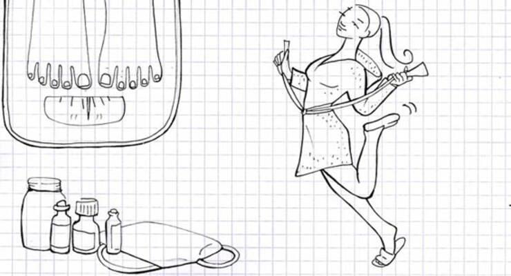 Фото к статье: Детокс на Бакулевке: как я избавлялась от токсинов