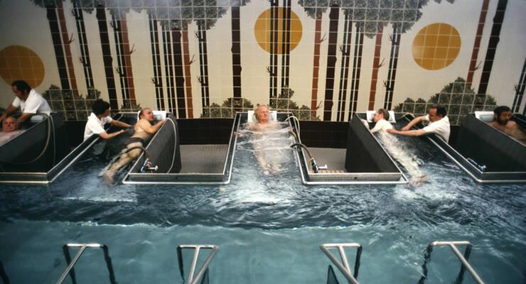 Фото к статье: Спа-ванны