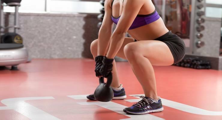 Фото к статье: Как составить программу тренировок самостоятельно: мышцы ног