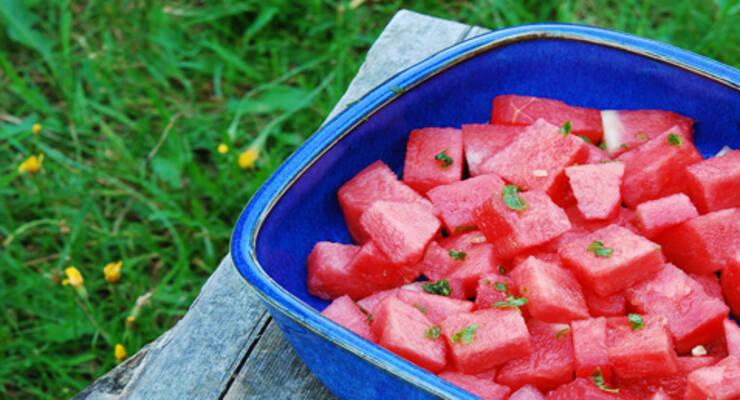 Фото к статье: Сезонная доступная еда: август