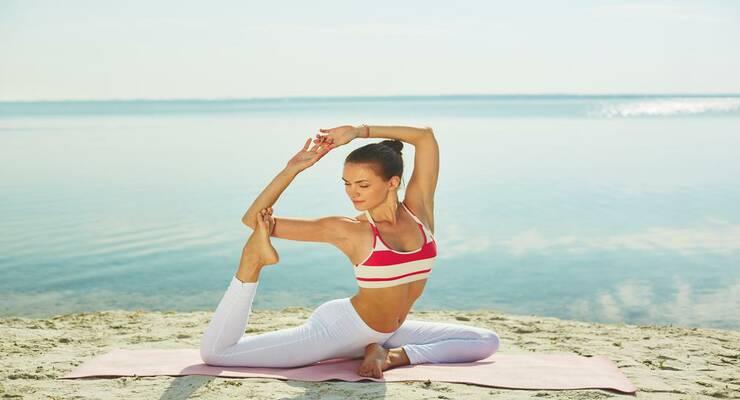 Фото к статье: Практика йоги, которая избавит вас от тревожности (ФОТО)