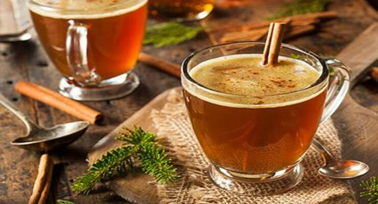 Фото к статье: Горячие фруктовые чаи: рецепты от шеф-поваров