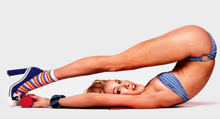 Фото к статье: Звездный фитнес: тренировки Сары Джессики Паркер