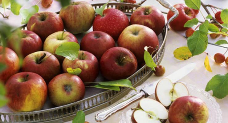 Фото к статье: Полезные рецепты: яблочный день для плоского живота