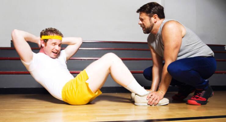 Фото к статье: Как фитнес меняет характер