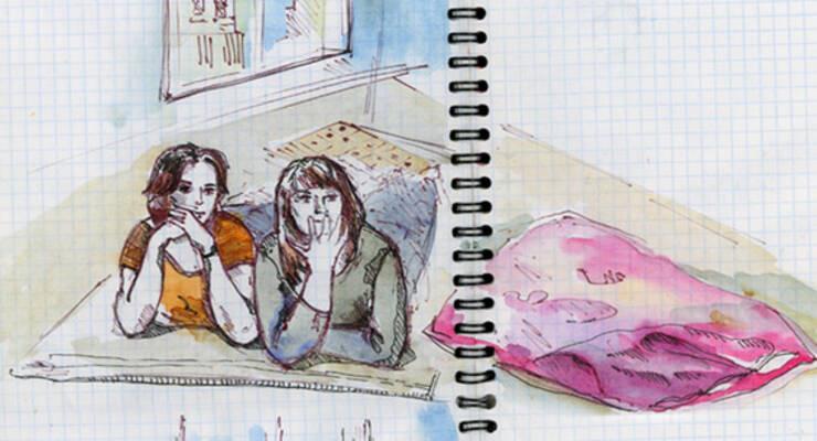 Фото к статье: Процессуальная терапия: сновидения как способ поверить в себя