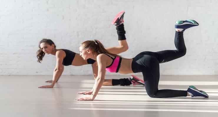Фото к статье: 4 причины включить в тренировку асимметричные упражнения