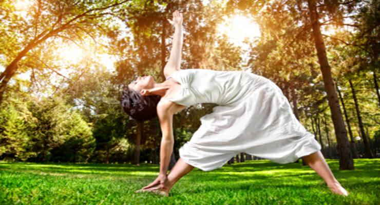 Фото к статье: Женская йога: комплекс асан (ФОТО)