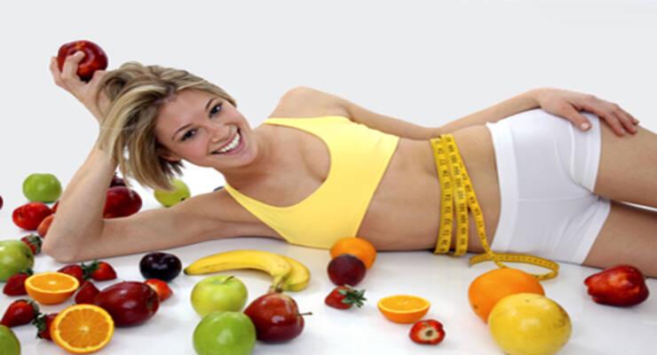 Фото к статье: Как похудеть после праздников