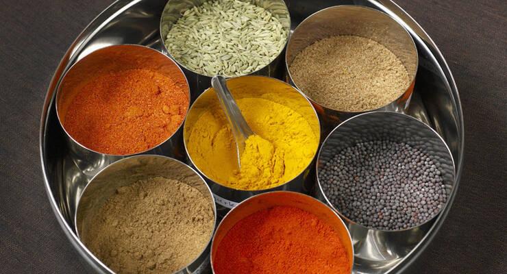 Фото к статье: Индийская кухня