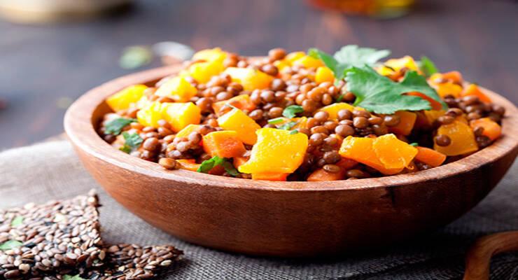 Фото к статье: Блюда с бобовыми: рецепты для Великого поста