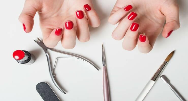 Фото к статье: Уход за ногтями: 5 распространенных заблуждений