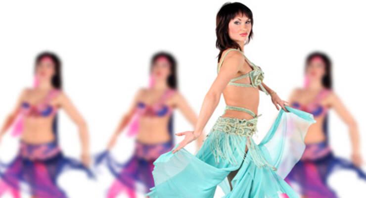 Фото к статье: Светлана Абу-Хардан: где учиться танцу живота