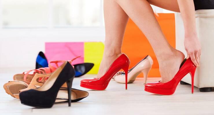 Фото к статье: 5 лучших упражнений для тех, кто носит обувь на каблуке