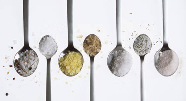 Фото к статье: Рейтинг «ЖИВИ!»: соль