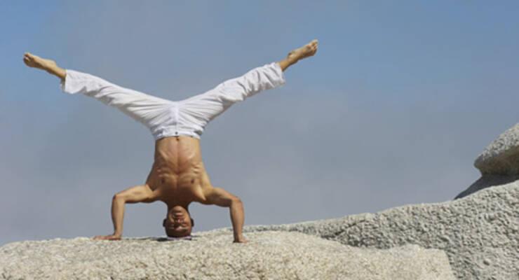 Фото к статье: Йога — спасательный круг для мозга