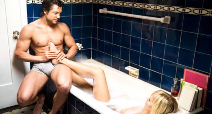 Фото к статье: Как сделать салонный спа-педикюр в домашних условиях?