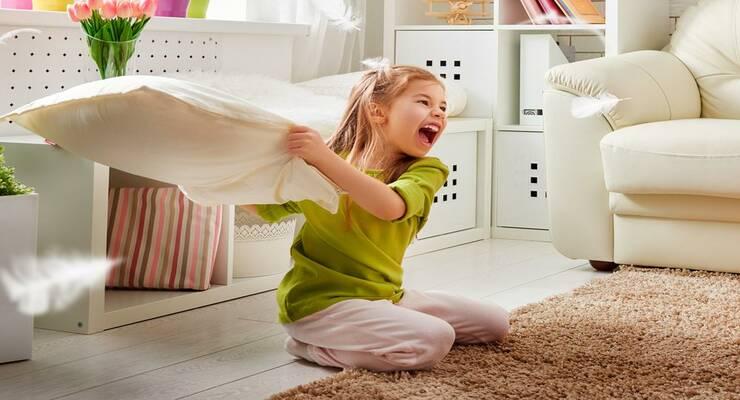 Фото к статье: 5 самых лучших способов дать малышу выплеснуть энергию