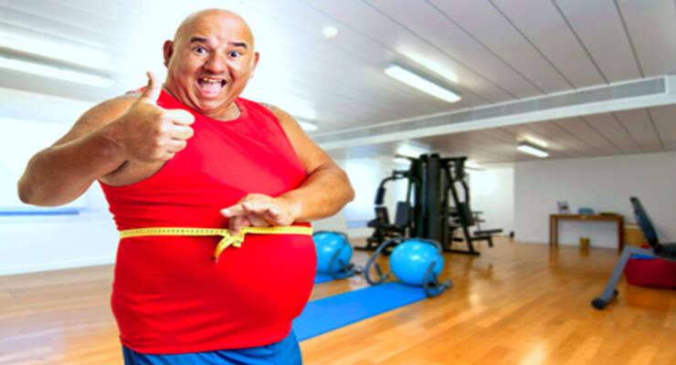 Фото к статье: Как похудеть мужчине быстро и в домашних условиях