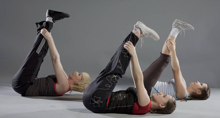 Фото к статье: Дыхательная гимнастика для похудения «Бодифлекс»