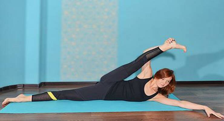 Фото к статье: Растяжка: упражнения для разных частей тела (фото)