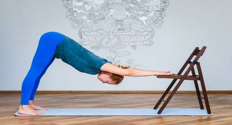 Фото к статье: Йога для подростков: комплекс асан для красивой осанки
