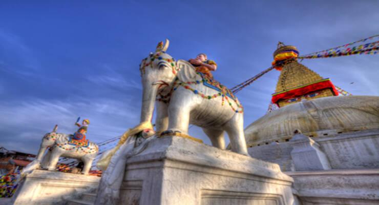 Фото к статье: Йога-экспедиция к местам силы в Непал с Алексеем Меркуловым