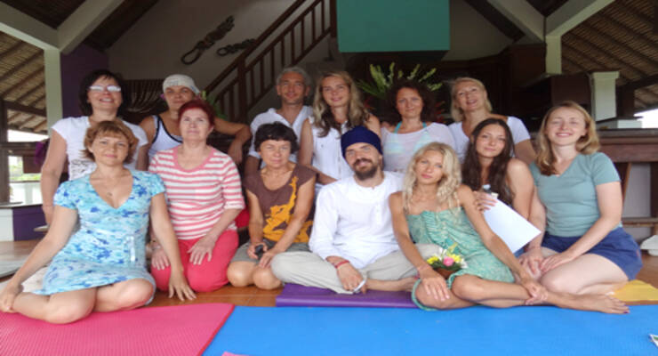Фото к статье: Благосклонные духи Бали