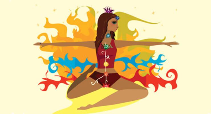 Фото к статье: Алена Мордовина: как чакра-йога влияет на здоровье