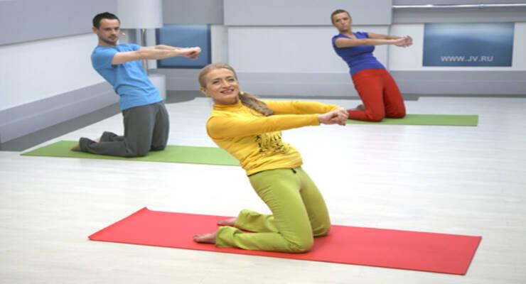 Фото к статье: Гимнастика для позвоночника: «Здоровая спина»