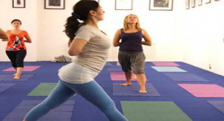 Фото к статье: Фестиваль йоги Yogafest в октябре