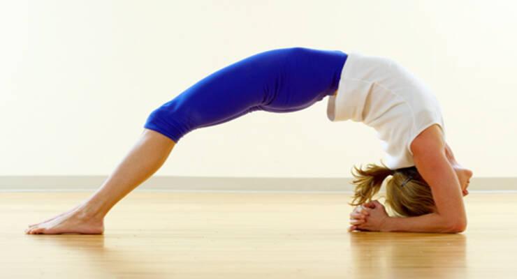 Фото к статье: Йога как она есть с Рави Кумаром Довлуру